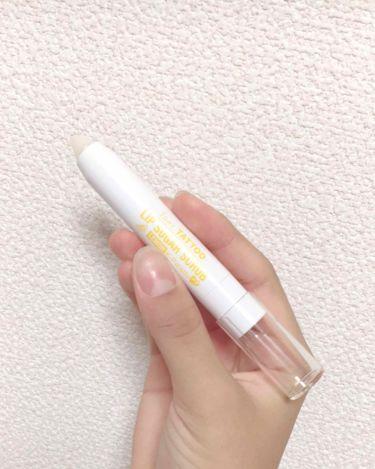 リップシュガースクラブモイスト/K-Palette/リップケア・リップクリームを使ったクチコミ(3枚目)