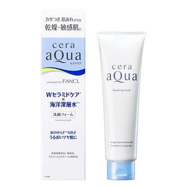 洗顔フォーム セラアクア