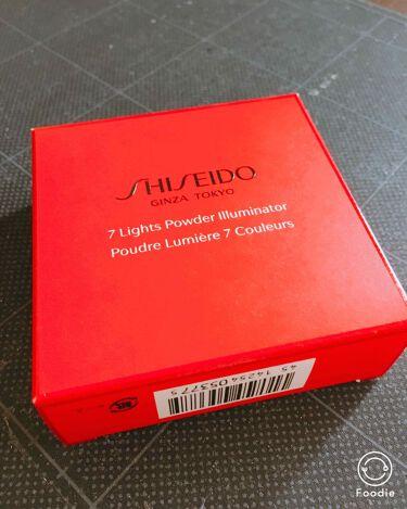 7ライト パウダーイルミネーター/SHISEIDO/プレストパウダーを使ったクチコミ(2枚目)