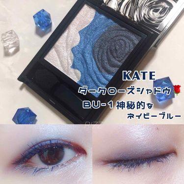 ダークローズシャドウ/KATE/パウダーアイシャドウ by RIZZ🐨🥀