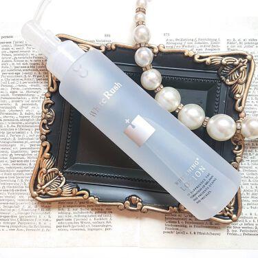 【画像付きクチコミ】ホワイトラッシュ様より@whiterush_hq【ホワイトラッシュ美白化粧水】をモニターさせて頂きました。『商品説明』150ml¥1,980《プラセンタ配合》美白成分として有名なプラセンタを配合した化粧水。お肌のキメを整え明るく透明感...