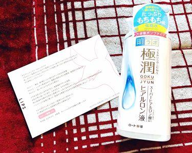 極潤 ヒアルロン液(旧)/肌ラボ/化粧水を使ったクチコミ(1枚目)
