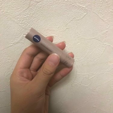 ニベア ディープモイスチャーリップ バニラ&マカダミアの香り/ニベア/リップケア・リップクリームを使ったクチコミ(1枚目)
