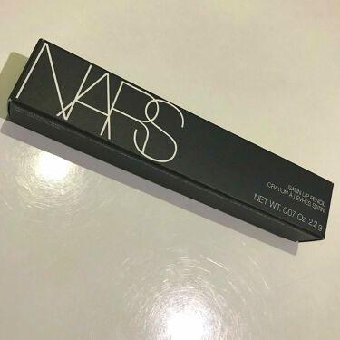 サテンリップペンシル/NARS/リップライナーを使ったクチコミ(1枚目)