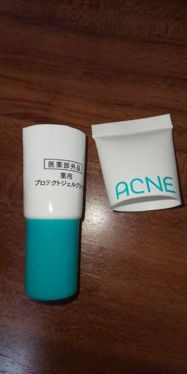 薬用プロテクトジェルクリーム/DAISO/フェイスクリームを使ったクチコミ(1枚目)