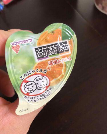 蒟蒻畑/マンナンフーズ/食品を使ったクチコミ(2枚目)