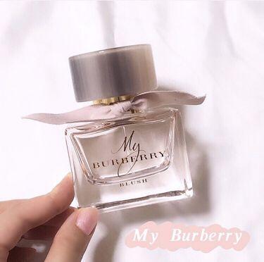 ブラッシュ オードパルファム/BURBERRY/香水(レディース)を使ったクチコミ(1枚目)