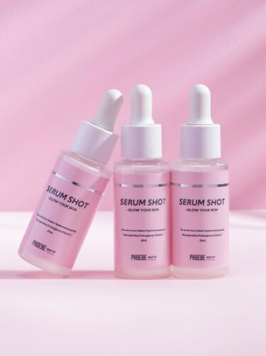 SERUM SHOT PHOEBE BEAUTY UP