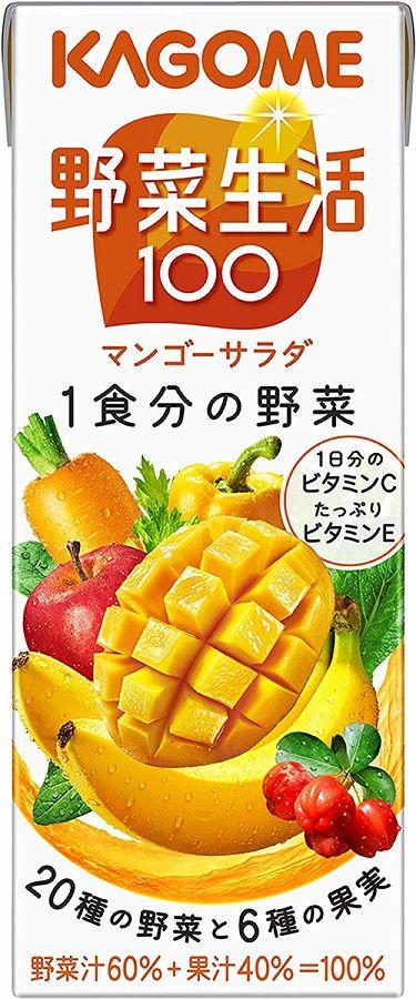 野菜生活100 マンゴーサラダ