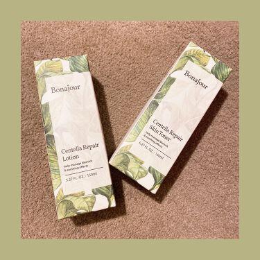 Centella Repair Skin Toner/Bonajour/化粧水を使ったクチコミ(1枚目)