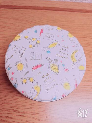 優海💕🍇さんの「クラブエアリータッチパウダーa<プレストパウダー>」を含むクチコミ