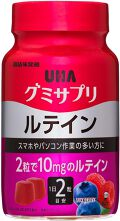 UHA味覚糖UHAグミサプリルテイン ミックスベリー味