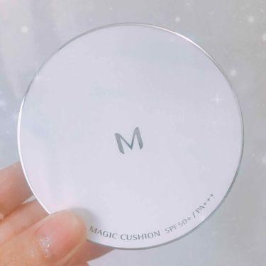 ♡里瀬♡さんの「MISSHAM クッション ファンデーション(モイスチャー)<その他ファンデーション>」を含むクチコミ