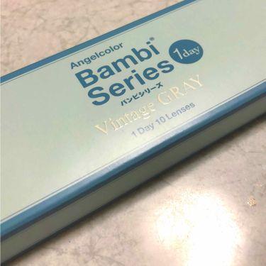 エンジェルカラー バンビシリーズ ヴィンテージグレー