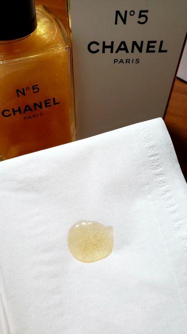 シャネル N°5 ジェル パフューム/CHANEL/香水(レディース)を使ったクチコミ(3枚目)