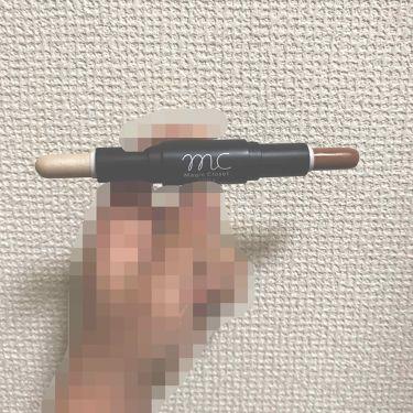 MCスティックコンシーラー/3COINS/化粧下地を使ったクチコミ(2枚目)