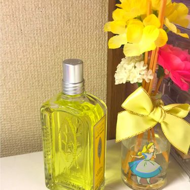 ヴァーベナ オードトワレ/L'OCCITANE/香水(メンズ)を使ったクチコミ(1枚目)