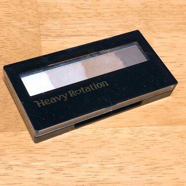 パウダーアイブロウ&3Dノーズ/ヘビーローテーション/パウダーアイブロウを使ったクチコミ(1枚目)