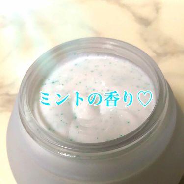フェイスポリッシャー/SABON/洗顔フォームを使ったクチコミ(3枚目)