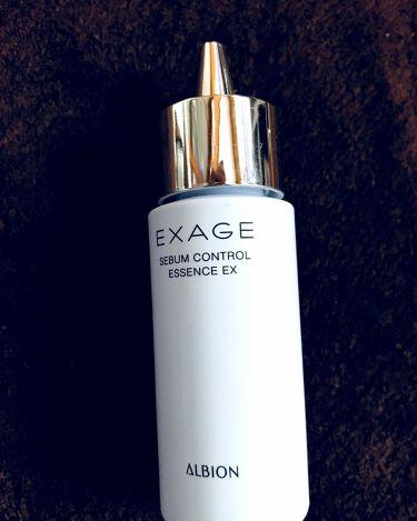 エクサージュ シーバム コントロール エッセンス EX/ALBION/美容液を使ったクチコミ(1枚目)