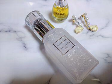 クリスタル グロウ&フィックス ミスト/JILL STUART/ミスト状化粧水を使ったクチコミ(1枚目)