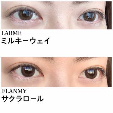 FLANMY 1day/FLANMY/カラーコンタクトレンズを使ったクチコミ(3枚目)