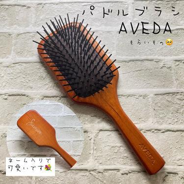 【画像付きクチコミ】Instagram→sumire__hairブラシの使い方も美髪を作る上で大切な要素です💐用途に合わせて何種類か持っておくことをお勧めします✨①マペペボリュームケアブラシ画像の通り、天然の猪毛100%!朝髪を整えたり、ドライヤー後の仕...