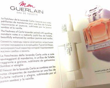 モン ゲラン オーデパルファン/GUERLAIN/香水(レディース)を使ったクチコミ(2枚目)