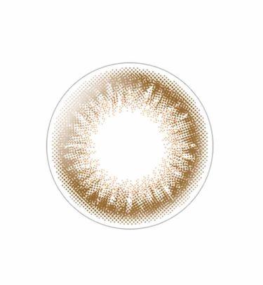エバーカラーワンデー モイストレーベル/エバーカラーワンデー/カラーコンタクトレンズを使ったクチコミ(2枚目)