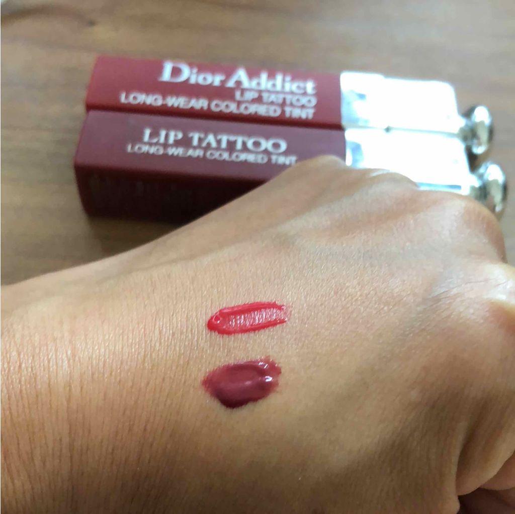 new product 8857c bc231 ディオール アディクト リップ ティント|Diorの口コミ「661の ...