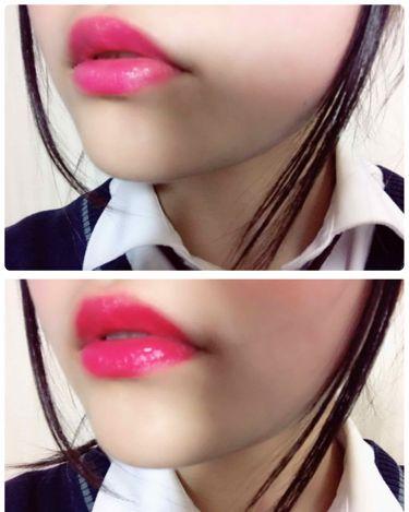 リシェ クリスタルデュオ リップスティック/Visee/口紅を使ったクチコミ(4枚目)