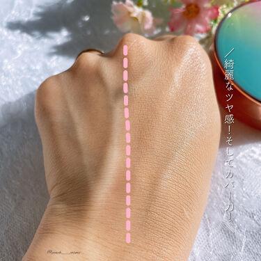 ピンクティーツリーカバークッション/APLIN/クッションファンデーションを使ったクチコミ(6枚目)