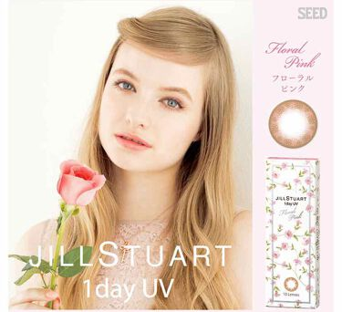 JILL STUART 1day UV/JILL STUART/カラーコンタクトレンズを使ったクチコミ(2枚目)