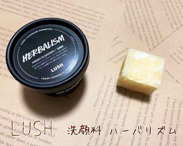 ハーバリズム/ラッシュ/その他洗顔料を使ったクチコミ(1枚目)