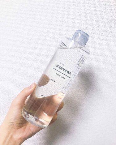 拭き取り化粧水/無印良品/化粧水を使ったクチコミ(1枚目)