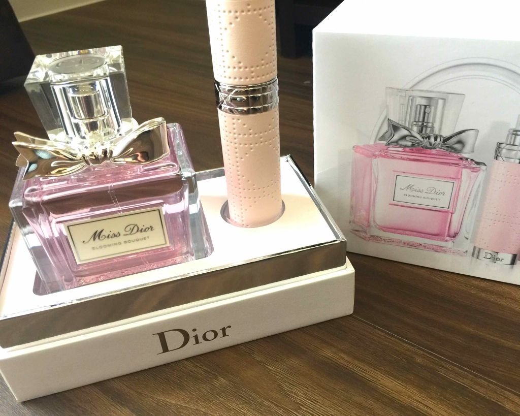 the latest 56df7 242f4 ミス ディオール ブルーミング ブーケ(オードゥトワレ)|Diorの ...