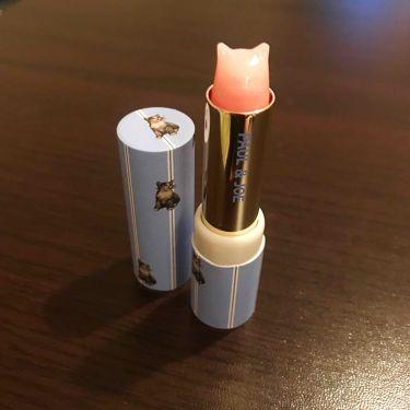リップスティック UV/PAUL & JOE BEAUTE/リップケア・リップクリームを使ったクチコミ(1枚目)