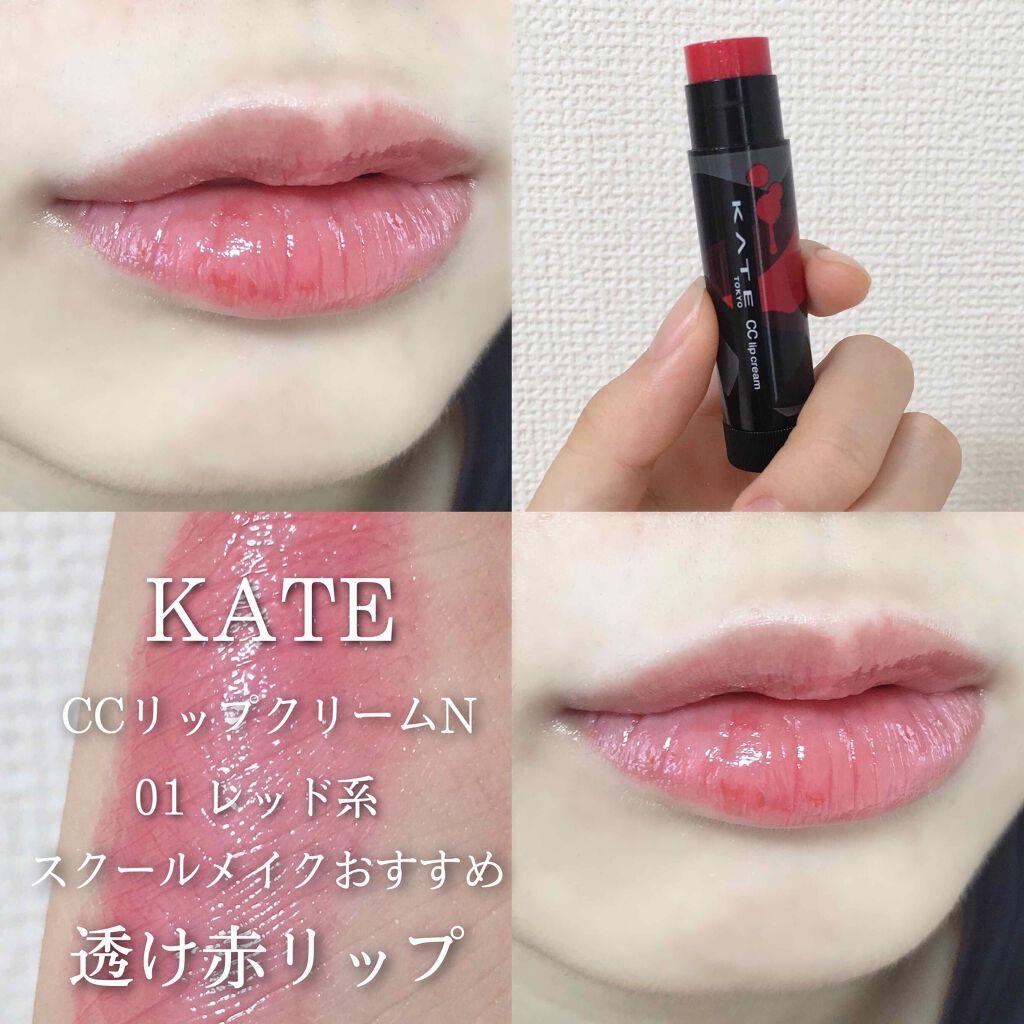 KATE凱婷 CC血色護唇膏N(迷彩)