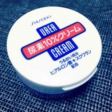 尿素10%クリーム/UREA/ハンドクリーム・ケアを使ったクチコミ(1枚目)