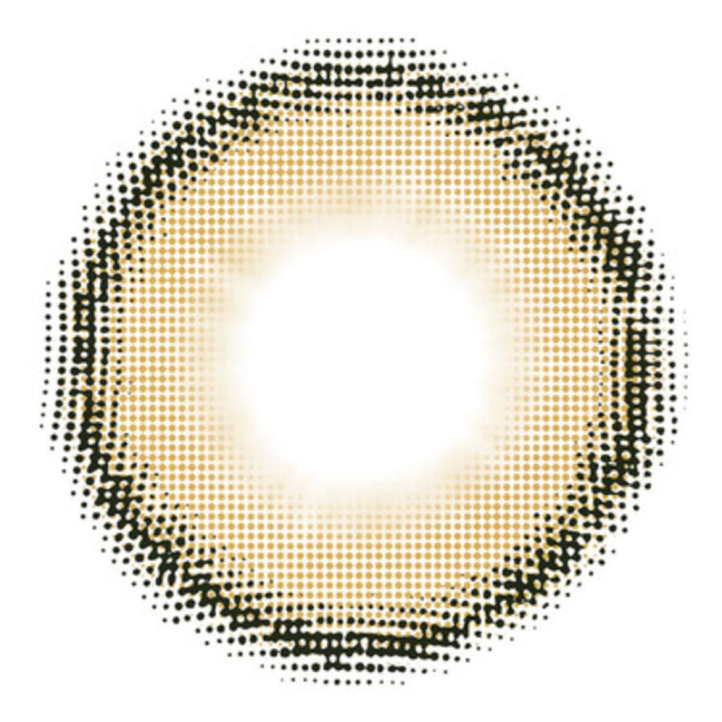 eye closet iDOL Series CANNA ROSE 1month ヌードベージュ