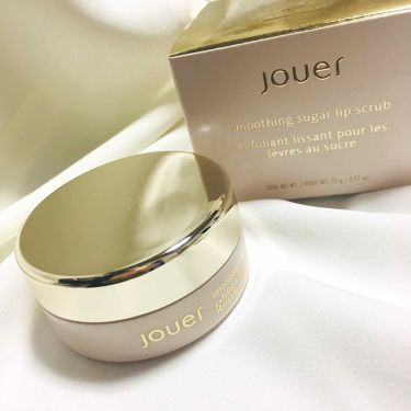 Smoothing Sugar Lip Scrub/Jouer Cosmetics/その他スキンケアを使ったクチコミ(1枚目)