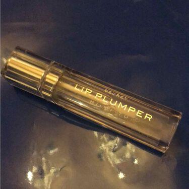 シークレットリッププランパー/HIMITU/リップケア・リップクリームを使ったクチコミ(1枚目)