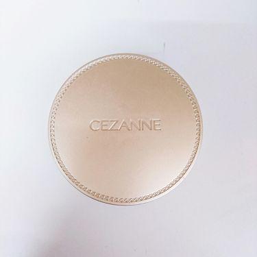 UVシルクフェイスパウダー/CEZANNE/プレストパウダーを使ったクチコミ(1枚目)
