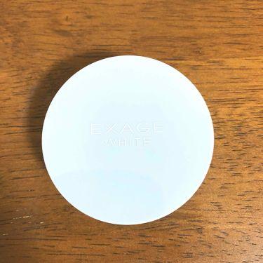エクサージュホワイト ホワイトニング パウダー/ALBION/プレストパウダーを使ったクチコミ(2枚目)