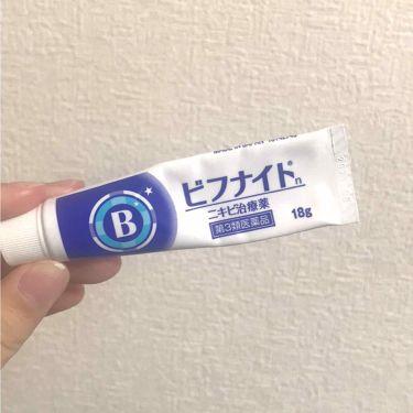 びふナイト/小林薬品/フェイスクリームを使ったクチコミ(2枚目)