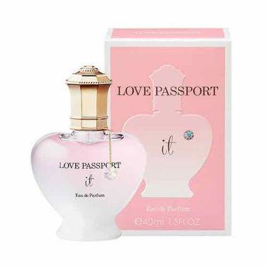 ラブ パスポート イット オードパルファム/ラブパスポート/香水(レディース)を使ったクチコミ(2枚目)
