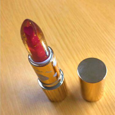 オイルインカラーリップ/JellyKiss/口紅を使ったクチコミ(2枚目)