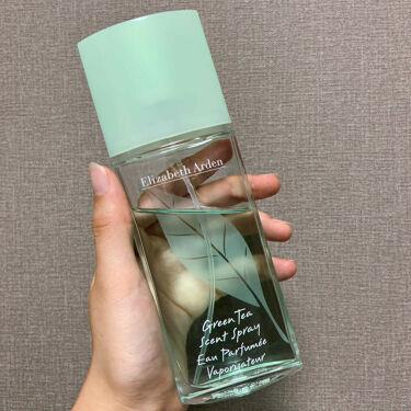 エリザベスアーデングリーンティーオードトワレ/エリザベス アーデン(海外)/香水(レディース)を使ったクチコミ(1枚目)