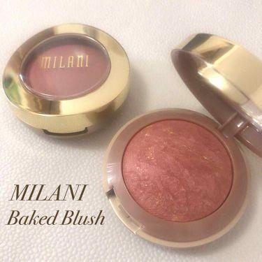 BAKED POWDER BLUSH/Milani Cosmetics /パウダーチーク by グル