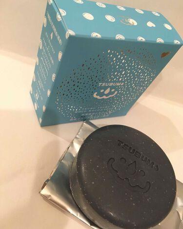TSUBUMO ミネラルソープ/アクティフリー/洗顔石鹸を使ったクチコミ(1枚目)